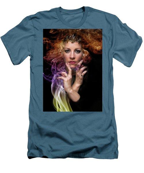 Sige Men's T-Shirt (Slim Fit) by David Clanton