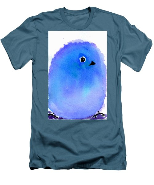 Silly Bird #5 Men's T-Shirt (Athletic Fit)