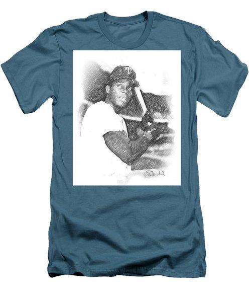 Rod Carew Men's T-Shirt (Athletic Fit)