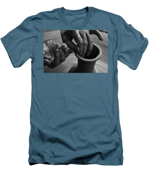Skc 3471 Finer Touches Men's T-Shirt (Athletic Fit)