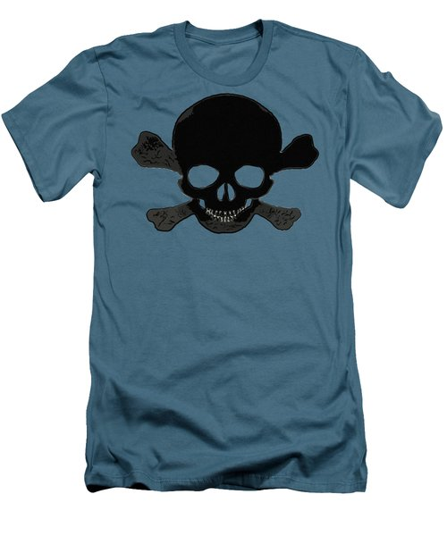 Skull Madness Men's T-Shirt (Athletic Fit)