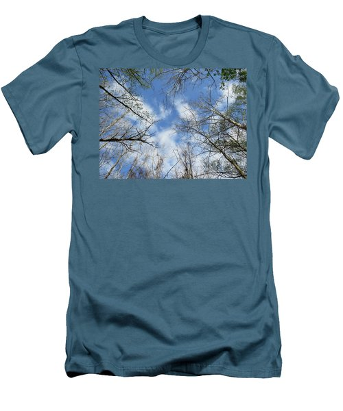 Sky Above Men's T-Shirt (Athletic Fit)
