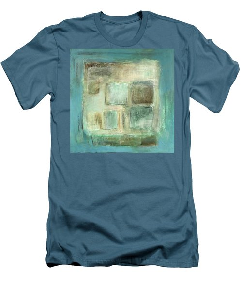 Sky Men's T-Shirt (Slim Fit) by Behzad Sohrabi