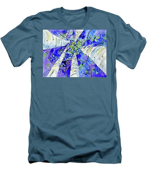 Skyward Men's T-Shirt (Athletic Fit)