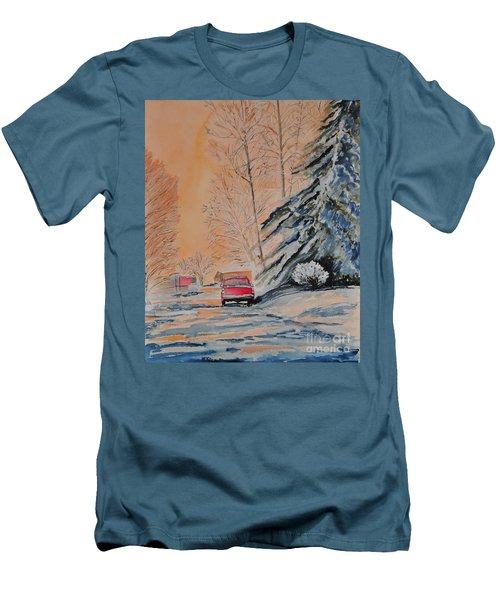 Slush Men's T-Shirt (Athletic Fit)