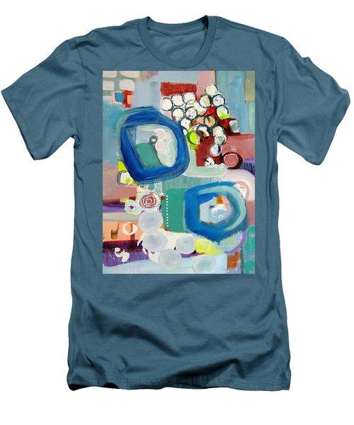Small Talk Men's T-Shirt (Athletic Fit)