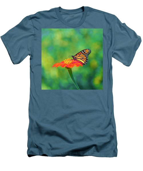 Men's T-Shirt (Slim Fit) featuring the photograph Small Wonders by Byron Varvarigos