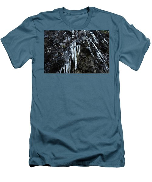 Smoky Mountain Ice Men's T-Shirt (Athletic Fit)
