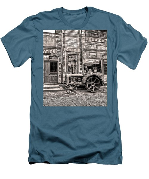 Snohomish Antiques Men's T-Shirt (Slim Fit) by Sonya Lang