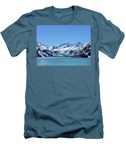Snow Slide Men's T-Shirt (Athletic Fit)