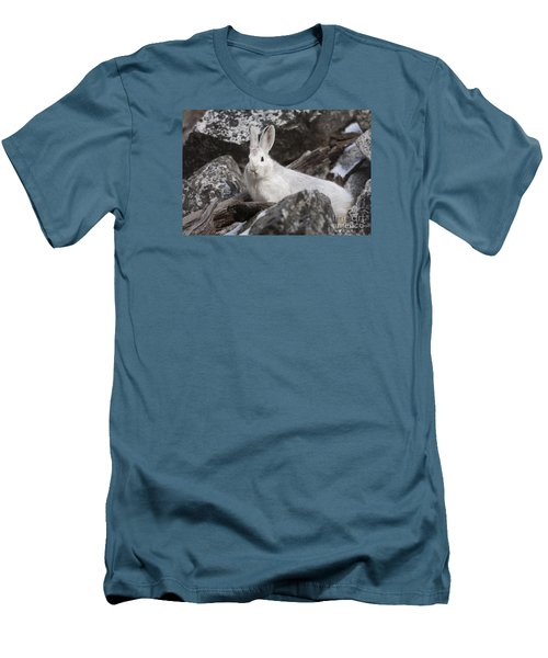 Snowshoe Men's T-Shirt (Athletic Fit)