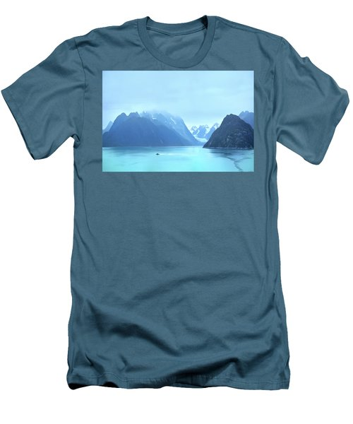 Men's T-Shirt (Slim Fit) featuring the photograph Sojourn by John Poon