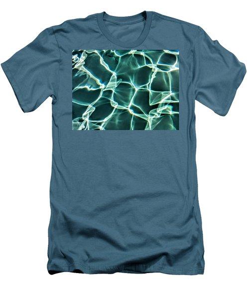 Solid  Men's T-Shirt (Slim Fit) by Joel Loftus