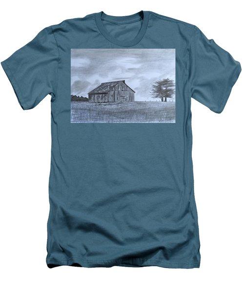 Solitude  Men's T-Shirt (Slim Fit)