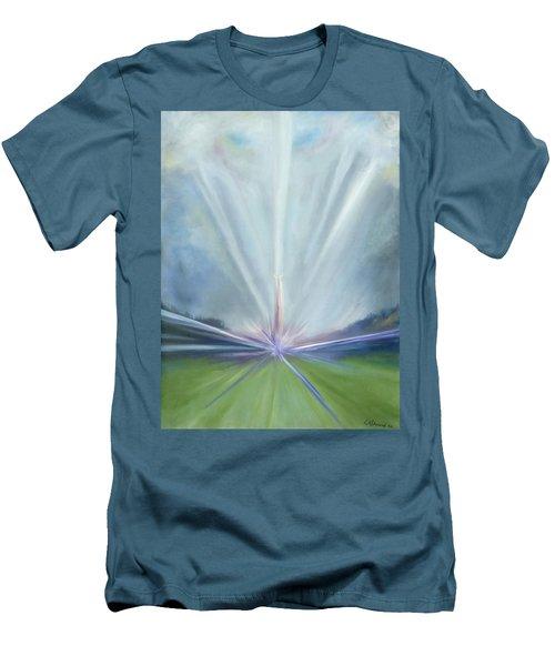Soul Blastoff Men's T-Shirt (Athletic Fit)