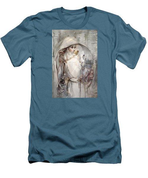 Soul Men's T-Shirt (Slim Fit) by Te Hu