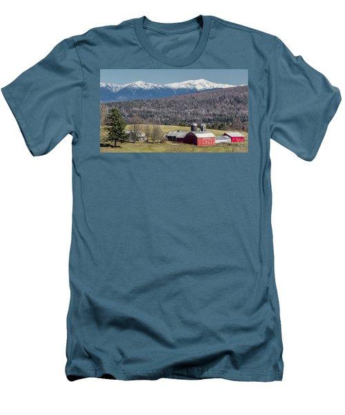 South Kirby Spring Men's T-Shirt (Slim Fit) by Tim Kirchoff