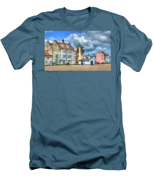 South Lookout Tower Aldeburgh Men's T-Shirt (Athletic Fit)