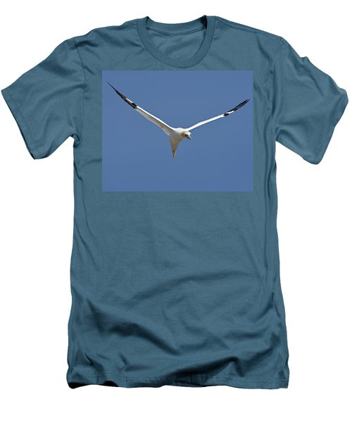 Speed Adjustment Men's T-Shirt (Slim Fit) by Tony Beck