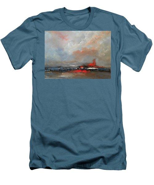 Speeding Men's T-Shirt (Athletic Fit)
