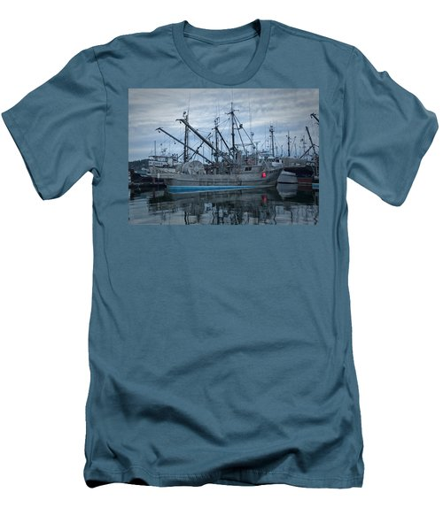 Men's T-Shirt (Slim Fit) featuring the photograph Spirit At Rest by Randy Hall