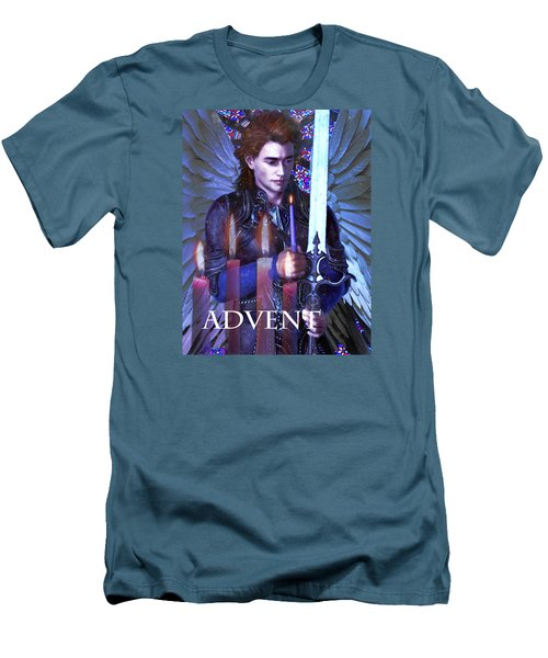 Spirit Of Advent Men's T-Shirt (Athletic Fit)