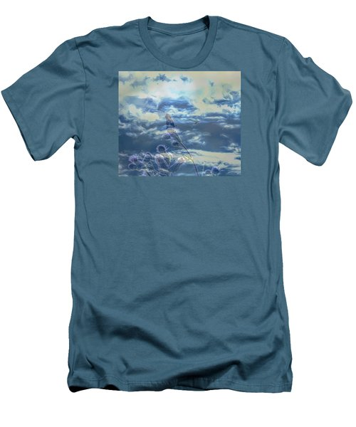 Men's T-Shirt (Slim Fit) featuring the photograph Spooky by Leif Sohlman
