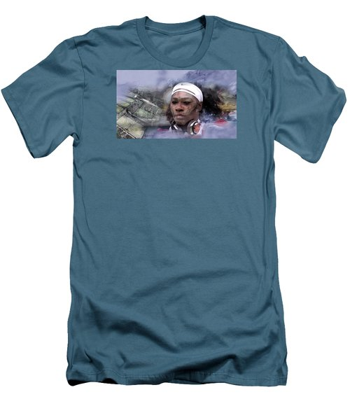 Sports 21 Men's T-Shirt (Athletic Fit)
