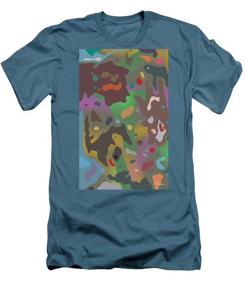 Spotsville Men's T-Shirt (Athletic Fit)