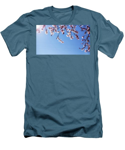Spring Is Here Men's T-Shirt (Athletic Fit)