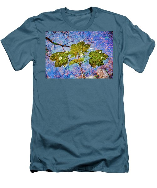 Spring Is In The Air-2 Men's T-Shirt (Slim Fit)