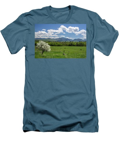 Springtime In Sugar Hill Men's T-Shirt (Athletic Fit)
