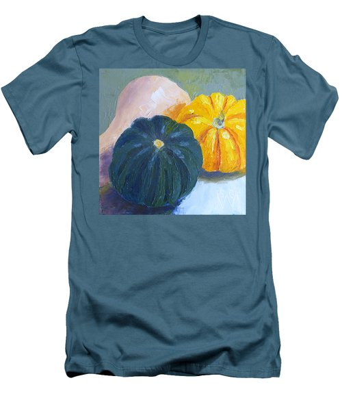 Squash Trio Men's T-Shirt (Athletic Fit)