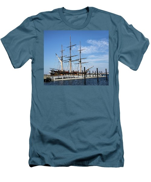 Ssv Oliver Hazard Perry Men's T-Shirt (Slim Fit) by Nancy De Flon