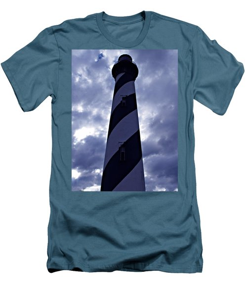 St.augustine Light House Men's T-Shirt (Athletic Fit)