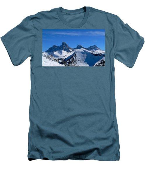 Steve Baugh Bowl Men's T-Shirt (Athletic Fit)