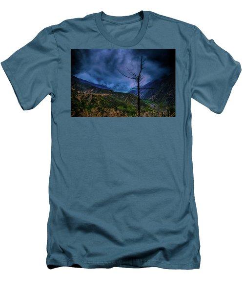 Still I Rise Men's T-Shirt (Athletic Fit)