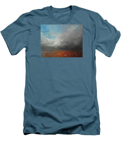 Storm Clouds Men's T-Shirt (Slim Fit) by Jane See
