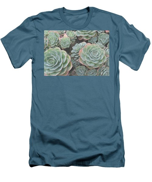 Succulent 2 Men's T-Shirt (Athletic Fit)