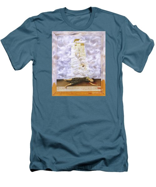 Suicide Of Dorothy Hale Men's T-Shirt (Athletic Fit)