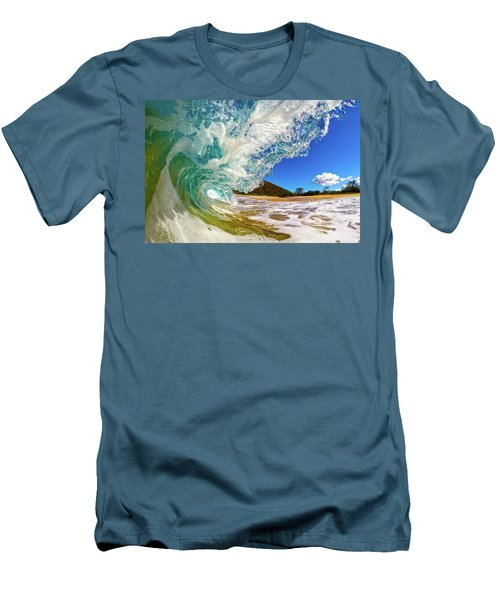 Summer Days Men's T-Shirt (Slim Fit) by James Roemmling