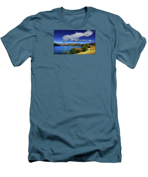 Summer In Central Men's T-Shirt (Athletic Fit)