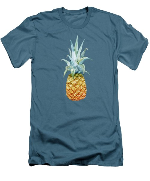 Summer Men's T-Shirt (Slim Fit) by Mark Ashkenazi