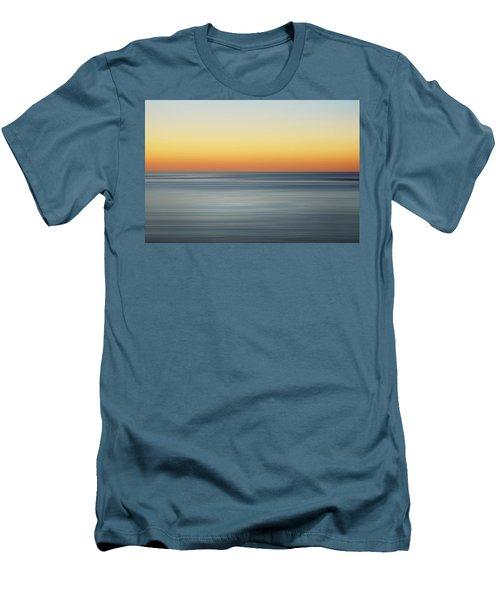 Summer Sunset Men's T-Shirt (Slim Fit) by Az Jackson