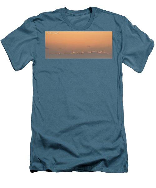 Sun N Clouds Men's T-Shirt (Slim Fit) by Nance Larson