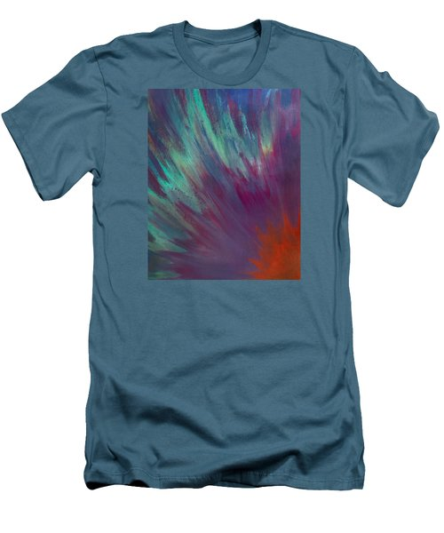 Sunburst Aura Men's T-Shirt (Athletic Fit)