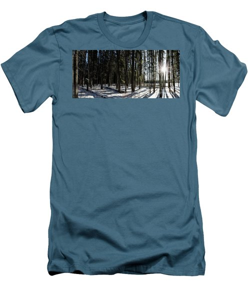 Sundial Forest Men's T-Shirt (Athletic Fit)