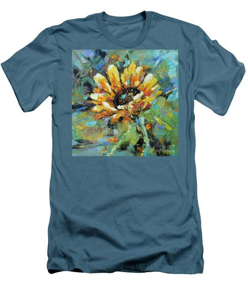 Sunflowers II Men's T-Shirt (Athletic Fit)