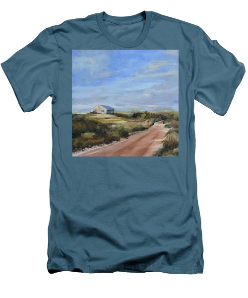 Sunlight's Coming Men's T-Shirt (Slim Fit) by Trina Teele