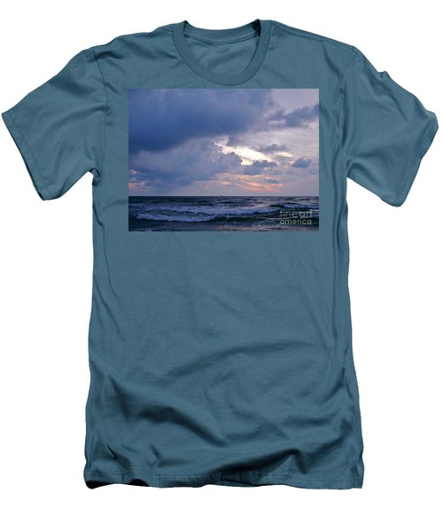 Sunrise On The Atlantic Men's T-Shirt (Athletic Fit)